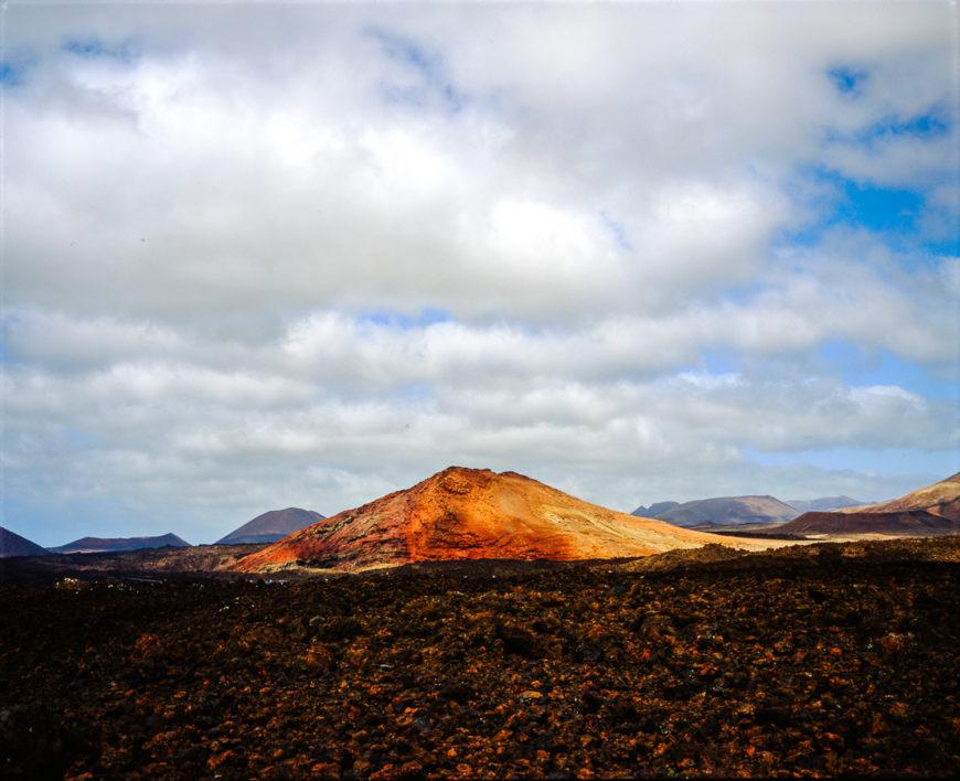 Volcan.