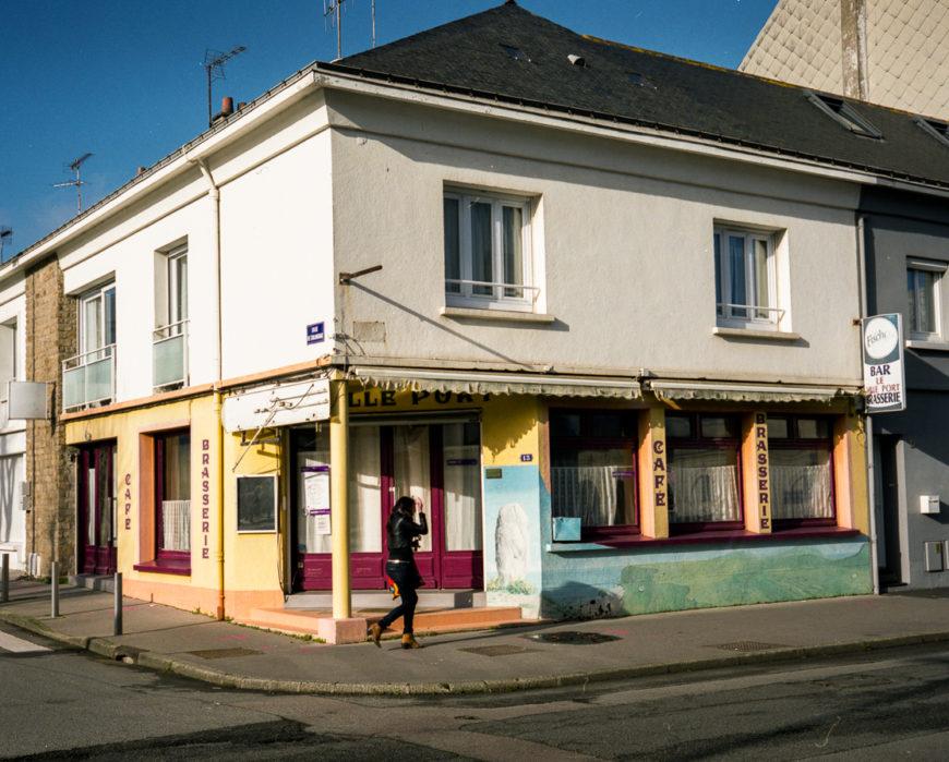 Le Ville Port.