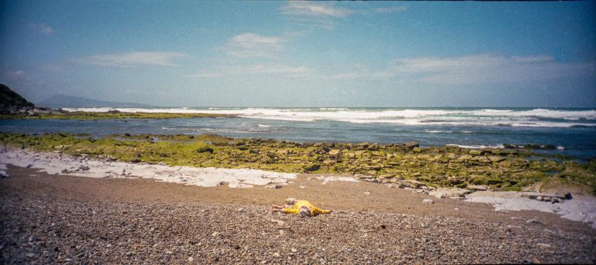 Mort à la plage.
