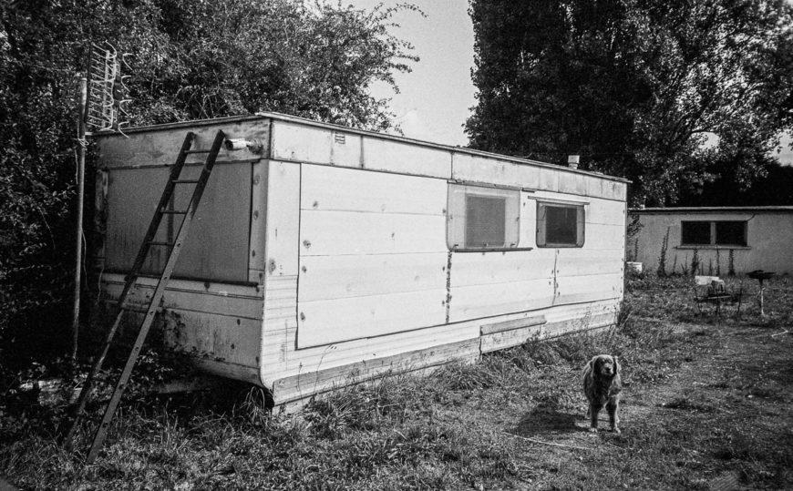 camping gardé.